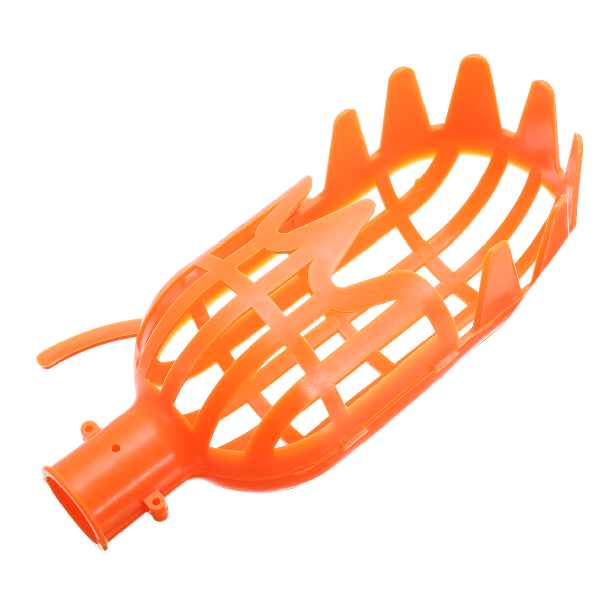 1Pc Plastic Fruit Picker Without Pole Fruit Catcher Collector For Gardening Picking Tool(China)