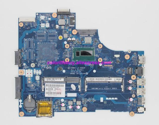 Genuine CN 000GCY 000GCY 00GCY VBW01 LA 9982P i5 4200U Laptop Motherboard Mainboard for Dell Inspiron 15R 3537 5537 Notebook PC