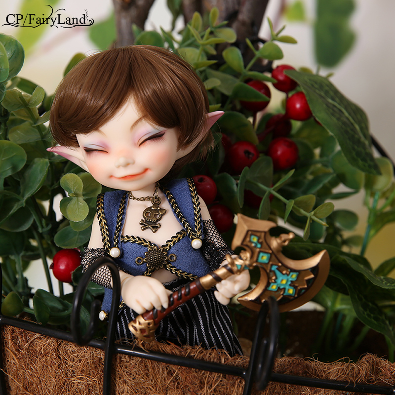 New arrival Fairyland FL RealFee Toki 1 7 bjd sd resin figures luts ai yosd kit