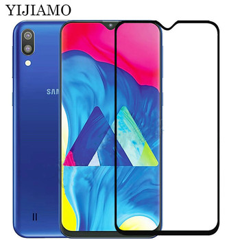 Full Cover 3D Tempered Glass For Samsung Galaxy A70 Screen Protector On For Samsung A40 Protective Glass Film Explosion-proof 9H image