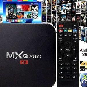 NEW MXQ Pro 4K Ultra HD 3D 64B