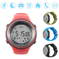 GZDL Waterproof Smart Wristband Sport Watch Bluetooth Temperature UV Monitor Bracelet for IOS Android WT8223