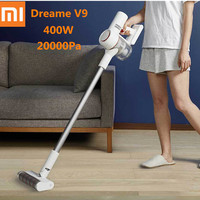Xiaomi Dreame V9 Vacuum Cleaner Handheld Cordless Stick Aspirator Vacuum Cleaners 20000Pa For Home Car from Xiaomi Youpin
