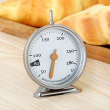 лучшая цена Baking Tools Kitchen Oven Thermometer Food Meat Dial Dedicated Mechanical 50-280 Degrees WXV Sale