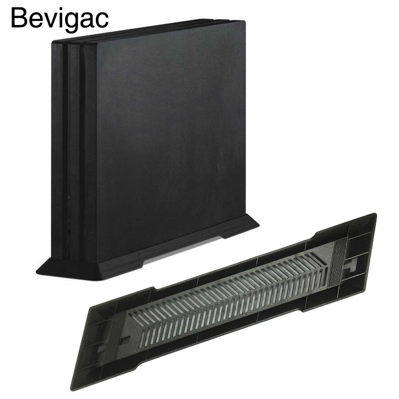 Bevigac вертикальная подставка вентилятор охлаждения док-станция с вентилятором станция встроенный вентиляционные отверстия для sony Игровые приставки Play Station 4 PS4 тонкий