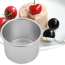 4 inch cake pan Inch Aluminum Alloy Round Cake Mould Pan Tin
