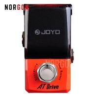 Joyo JF 305 AT Drive Guitar Effects Pedal Drive Ironman Series Mini Stompbox