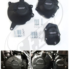 Чехол для двигателя мотоцикла Защитная крышка GB Racing для Kawasaki Z900- черный