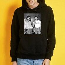 Winter Men Freddie Mercury Brand Hoodie Sweatshirts Women Autumn Funny Print Harajuku Michael Jackson Streetwear Long Coat