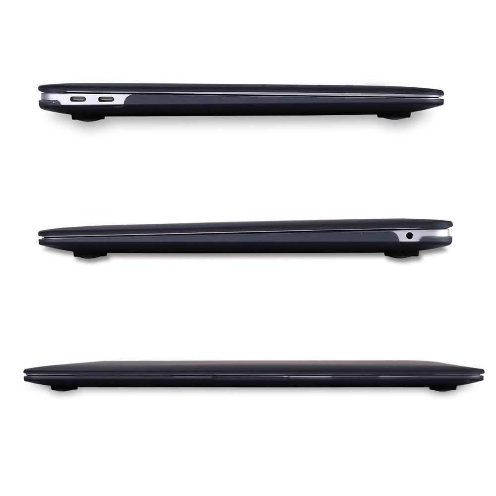Redlai Estuche rígido de plástico para MacBook Air Pro Retina 12 13 - Accesorios para laptop - foto 6