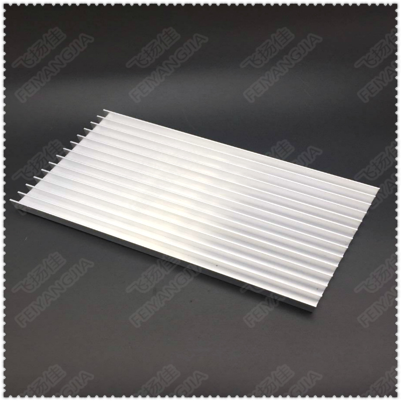 Купить с кэшбэком Heatsink 1PCS 183x101x12mm radiator Aluminum heatsink Extruded heat sink for LED Electronic heat dissipation cooling cooler