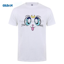 GILDAN Sailor Moon Artemis  T Shirt