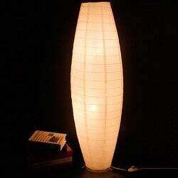 Nowoczesna biała lampa LED podłogowa ręcznie przędza papierowa światło podłogowe sypialnia lampa stojąca salon oświetlenie wewnętrzne lampa stojąca nabłyszczania