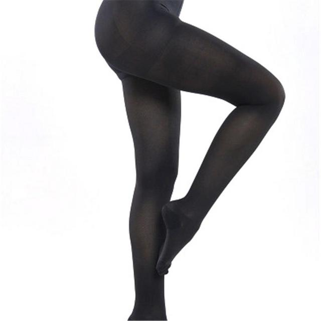 8fc94d08790 2019 Hot Sale Black Nylon Pantyhose Compression Stockings 23-32mmhg 2  Medium Medical Pressure Socks Leggings For Women