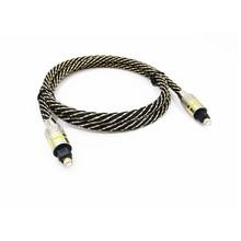 1m/2m/3m Digital Optical Audio Cable Fiber Toslink Male Optic Cable OD6.0 Toslink Male to Toslink Male for CD DVD TV Players UM