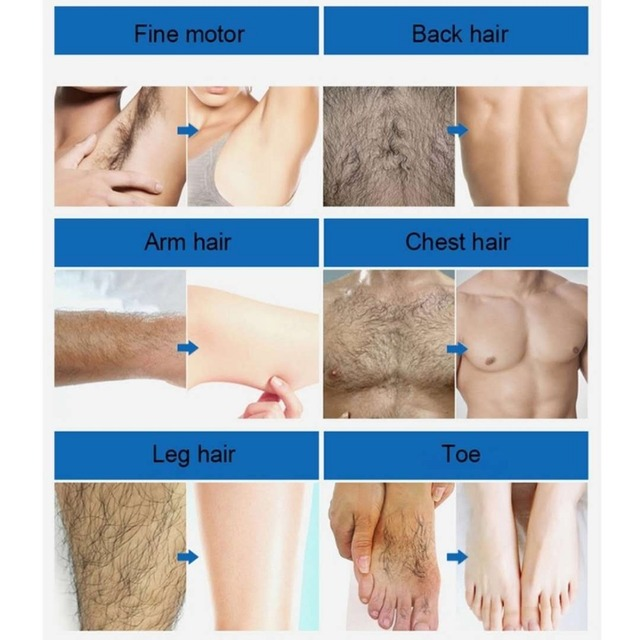 Female Male Easy Painless Hair Removal Cream Depiladora Epilation Crema Depilatoria Body Armpit Leg Hair Remove Smooth For Men