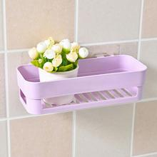 Humor Eleg-3 Tier Kunststoff Korb Dusche Caddy Hängen Rack Ordentlich Regal Veranstalter Lagerung Weiß Badezimmerarmaturen Badezimmer Regale