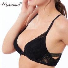 Missomo Lace Underwear Bras For Women Sexy VS BH Wireless Bralet Modis Soft Push Up Bralette Plus Size Cup Brassiere Lingerie цены