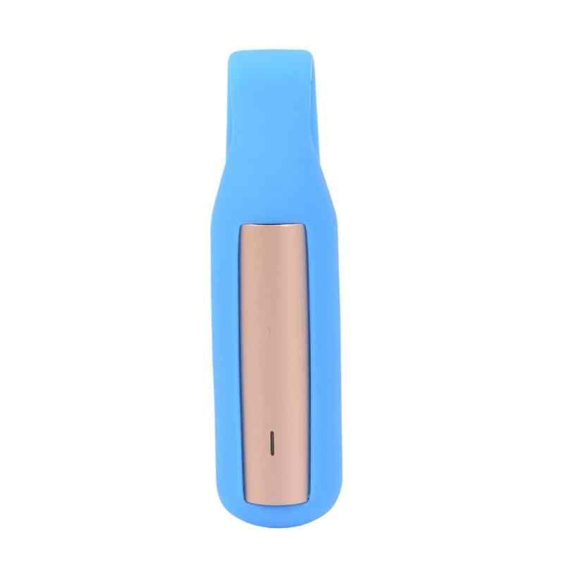 Высококачественный цветной силиконовый смарт-стальной зажим держатель для Misfit Ray смарт-браслет удобный зажим водонепроницаемые материалы