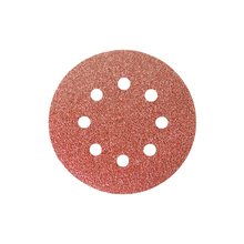 Круг абразивный перфорированный MATRIX 73806 P 120, 5 шт
