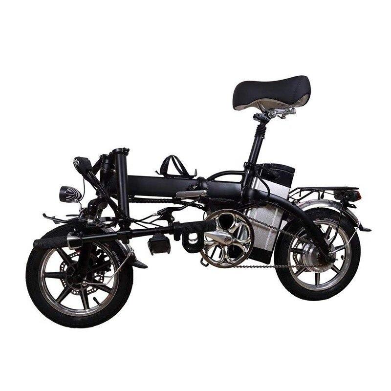 Vélo de neige électrique pliant 21 vitesses gros pneu électrique puissant 48 V 15AH 1000 W vélo électrique ebike plage scooter cruiser vélo