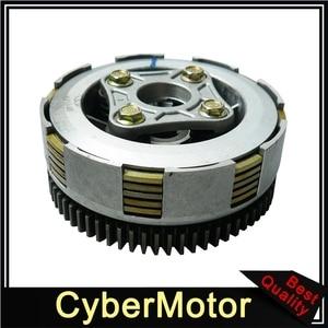 Image 1 - 5 Plate Clutch For Lifan YX 140cc 150cc 160cc Pit Dirt Bike