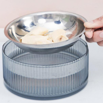 Xiaomi Stainless Steel Heatable Cat Bowl 1