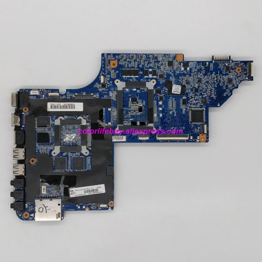 Image 2 - Genuine 665341 001 HM65 HD6770/2G Laptop Motherboard Mainboard for HP Pavilion DV6 DV6T 6B00 DV6T 6C00 DV6 6C60LA Notebook PC-in Laptop Motherboard from Computer & Office