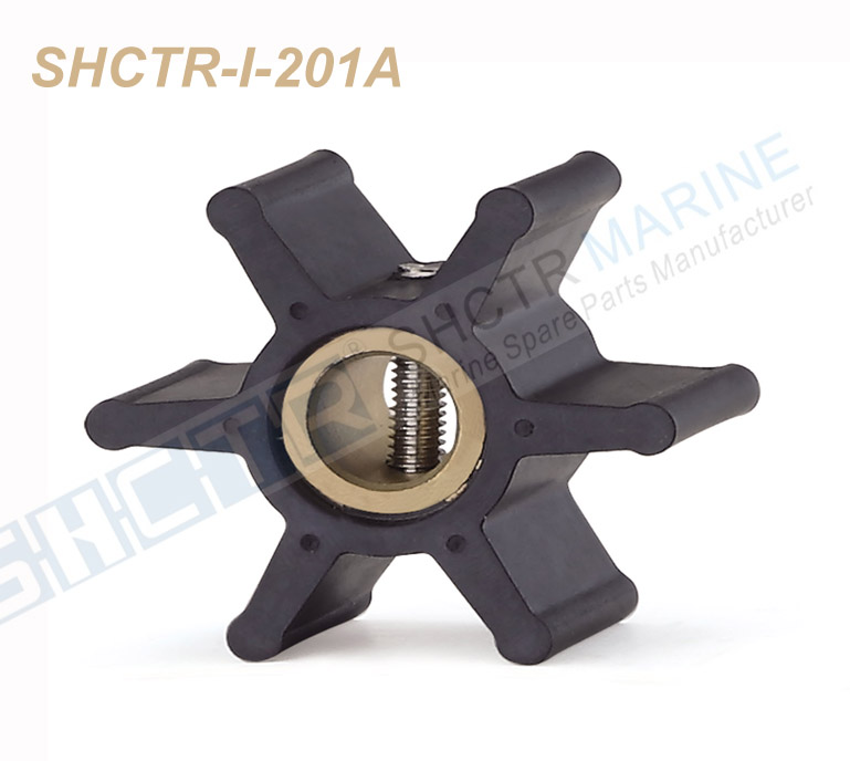 SHCTR Flexible Impeller For JABSCO 4528-0001,JOHNSON 09-806B,SHERWOOD 09979K,CEF 500100