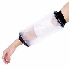Impermeable adulto sellado elenco vendaje Protector herida fractura mano  brazo para baño y ducha bbd64a9304a8