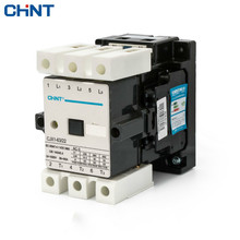 CHINT Communication AC Contactor CJX1-63/22 3TF47 63A AC Contactor Voltage 380v 220v 110v 36v 24v