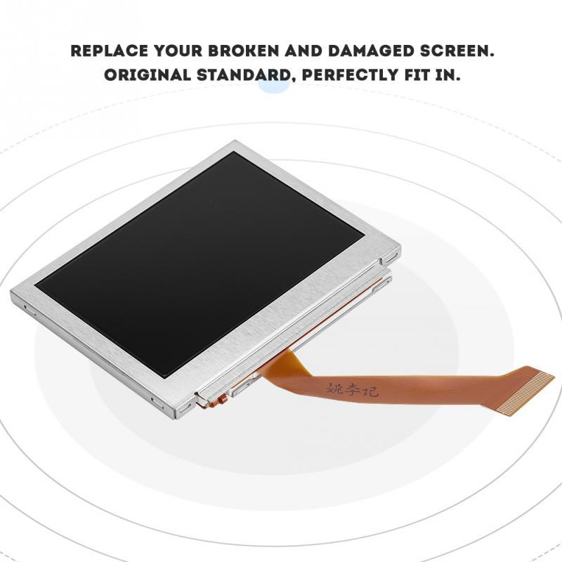 Piezas de Repuesto PlayStation anfitrión retroiluminada destacar pantalla LCD para SP AGS-101 pantallas LCD de alta calidad 2019 Venta caliente nuevo - 2