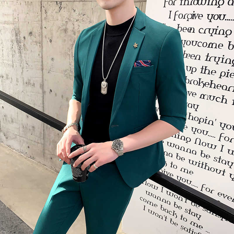 9a1c6ddc89 Detail Feedback Questions about 2019 Red Terno Smoking Men's Suits ...