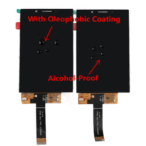 "Image 3 - המקורי M & סן 4.5 ""עבור BlackBerry KEY2 LE מפתח שני LE LCD תצוגת מסך + מגע פנל מסך digitizer BBE100 4 BBE100 5"