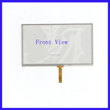 ZYS for Prology IMAP-507A compatible touchglass 4lines resistance screen this is compatible Touchsensor new 4 line xwt624 128mm 37mm this is compatible 128 37 touchsensor freeshipping this is compatible