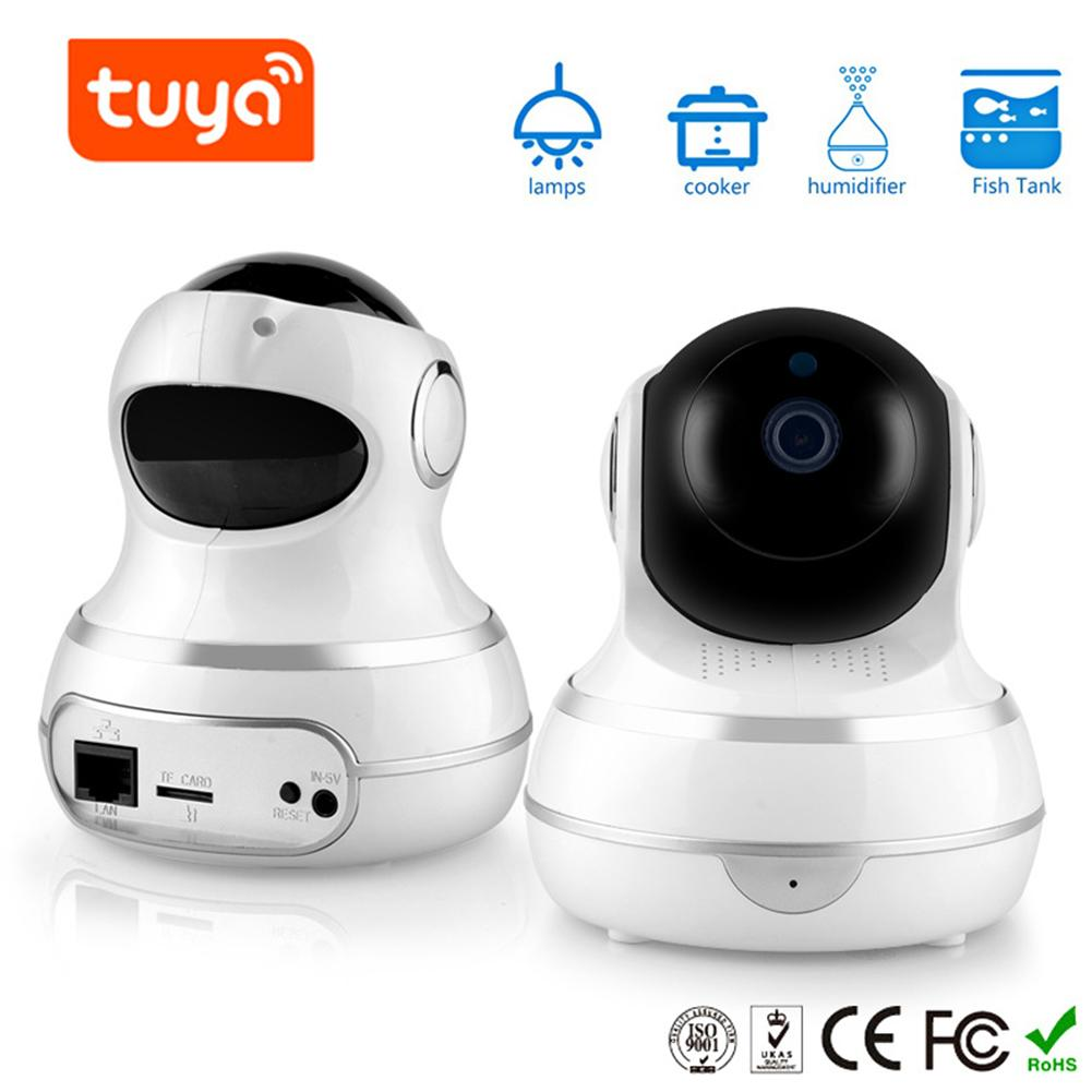 For Tuya Doodle WiFi Network Wireless Camera Full HD 1080P Home Security Camera