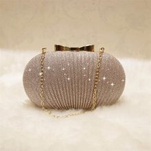 Золотой вечерний клатч женские сумки свадебные блестящие сумочки