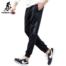 Pioneer Camp autumn spring sweatpants men brand clothing casual trousers male print mens joggers pants