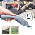110 V-240 V 35 W питьевой электрические ножницы автоматическим резаком беспроводные портные ножницы Перезаряжаемые для резки, хлопковая ткань дл...