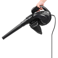KKmoon 1180W 220V Small Electric Air Blower Kit Computer Cleaner Blowing Dust Tool Set Industry Cleaner Suck Blow Dust Remover