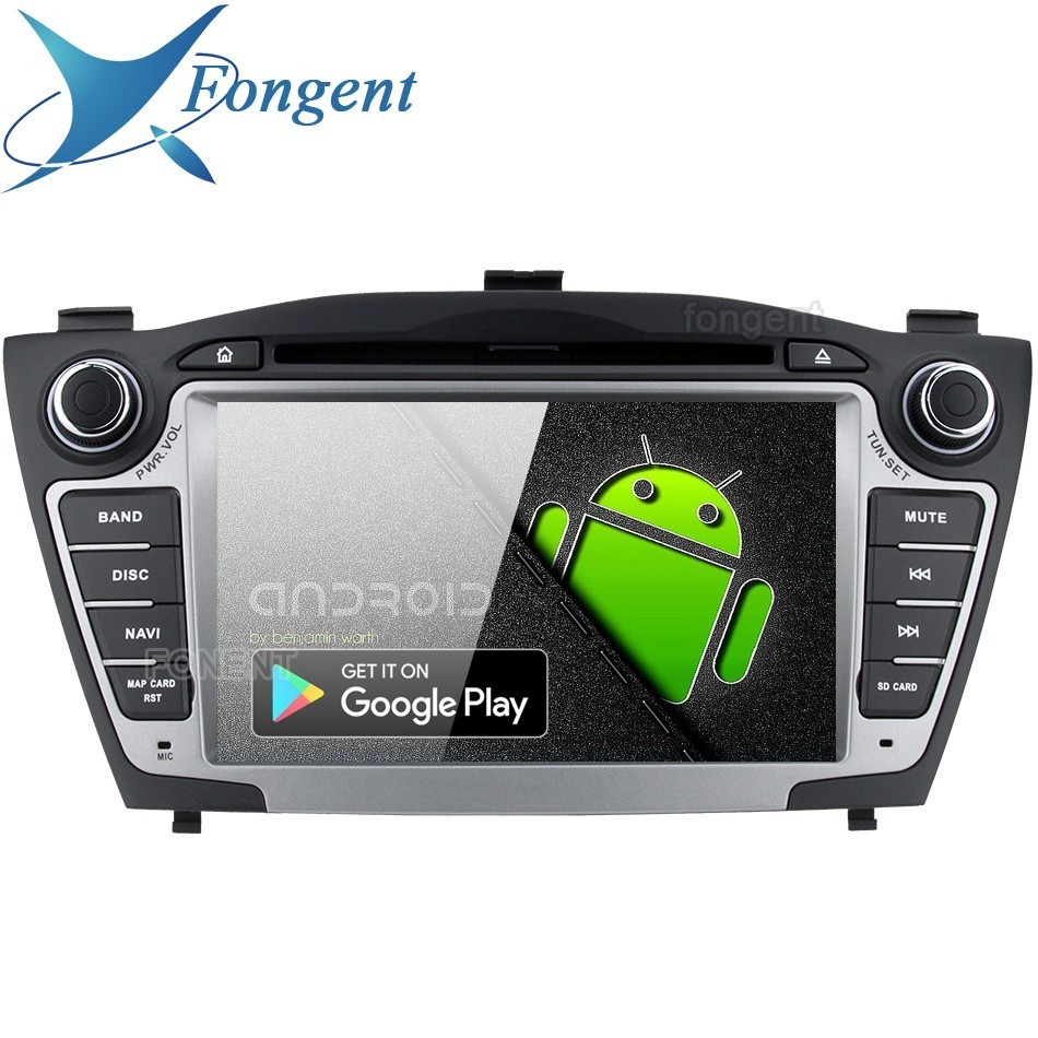 Android 9.0 for Hyundai IX35 IX 35 Tucson 2011 2012 2013 Car Stereo DVD Multimedia Player Radio GPS Audio 4 64Gb  Entertainment
