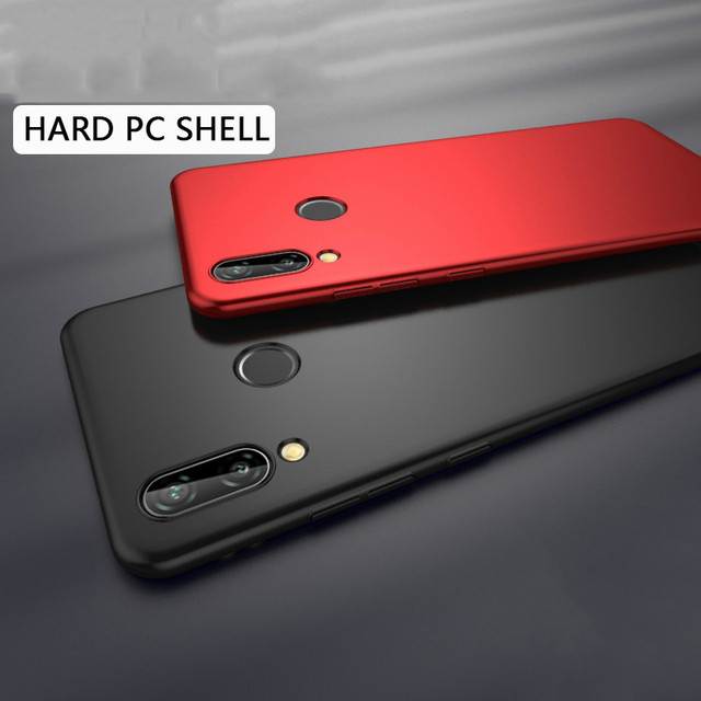 360 Full Cover PC Protection Hard Matte Case for Huawei Nova3 3i Mate 20 P8 P9