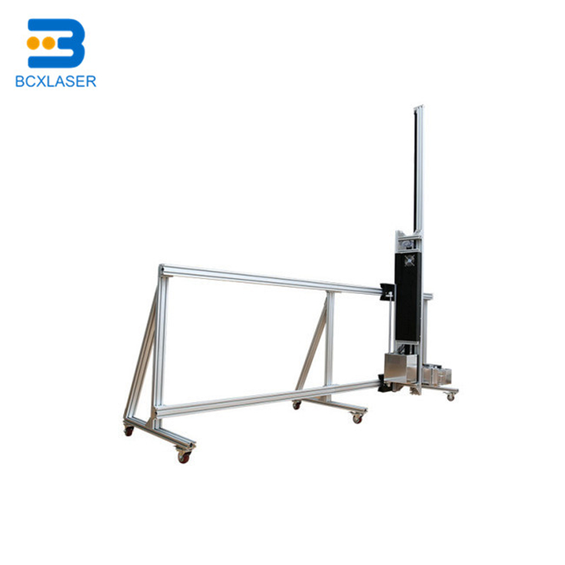 New Profitable Business Opportunity 3D Vertical Wall Printer