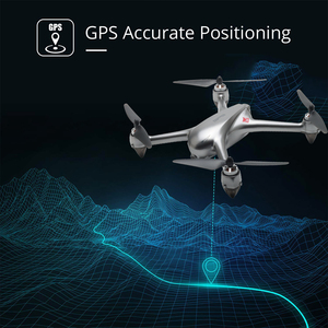 Image 4 - MJX B2SE GPS Brushless מנוע RC מזלט 1080P HD מצלמה 5G WiFi FPV מדויק אחיזת גובה חכם טיסה RC Quadcopter VS B5W
