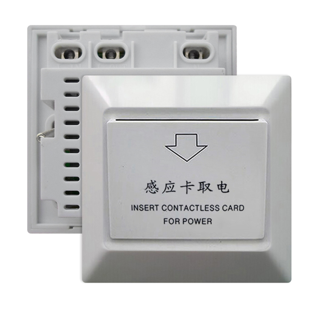 Power Supply Switch Insert Power Design for Star Hotels Motels Luxury Guest Room Energy Saving Wall Switch Key Card HolderPower Supply Switch Insert Power Design for Star Hotels Motels Luxury Guest Room Energy Saving Wall Switch Key Card Holder