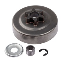 3/8 6T Clutch Drum Sprocket Washer E Clip Kit For Stihl Chainsaw 017 018 021 023 025 Ms170 Ms180 Ms210 Ms230 Ms250 1123