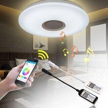 LAIDEYI DC 12V מיני LED RGB בקר 4 ערוץ Bluetooth RGBW Led בקר IOS/אנדרואיד APP עבור RGB LED רצועת אור
