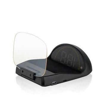 Dual System OBD Car HUD Head Up Display OBD2 GPS Speedometer On-Board Computer Dash Mirror Digital Projection C700s