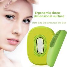 Portable Cartoon Fruit Sonic Face Cleanser Electric Silicone Facial Cleansing Cleaning Massage Washing Brush