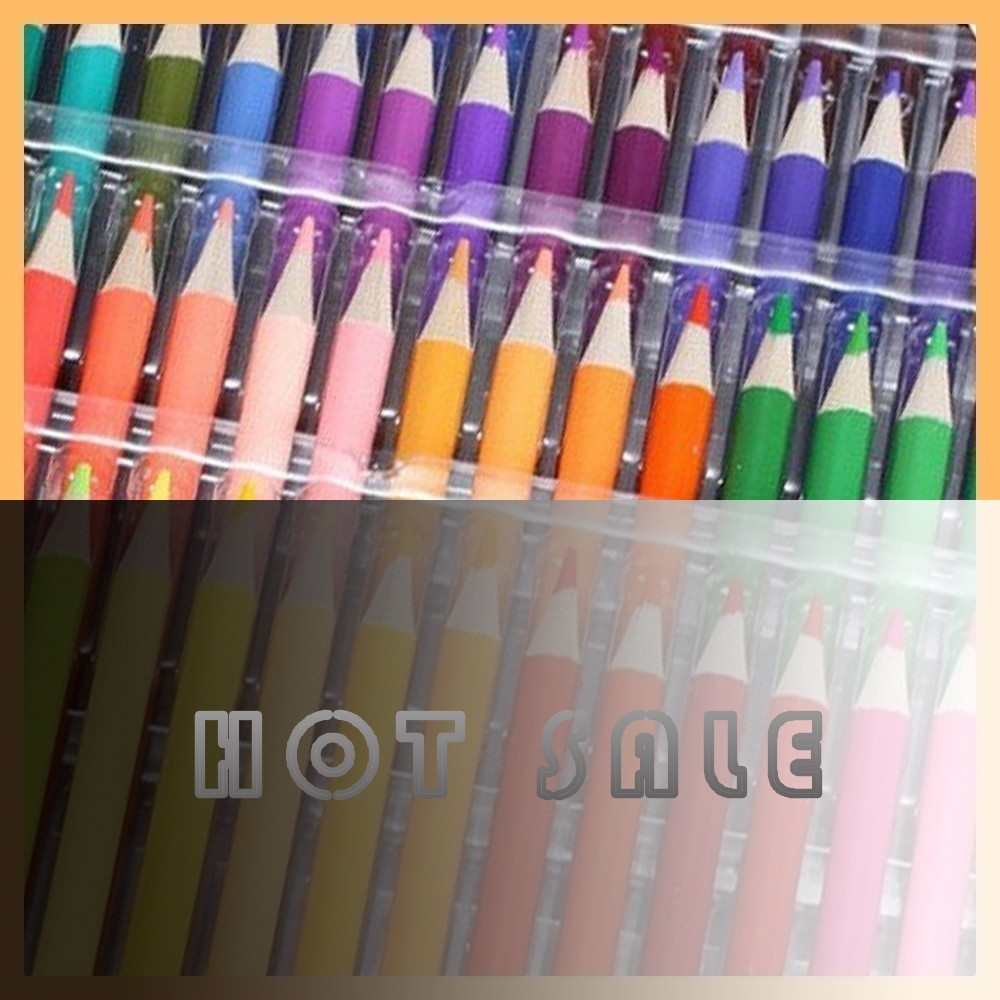 New shop SYU Genuine 136 oily color pencil painting products logs creative pencils environmental safety school supplies GOOD цена